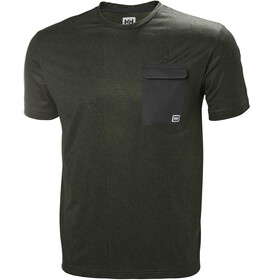 Helly Hansen Lomma T-shirt Herrer, forest night print
